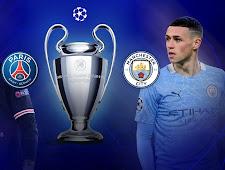 تشكيل مانشستر سيتي وباريس سان جيرمان الليلة في دوري أبطال أوروبا