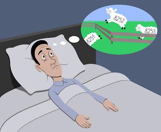 Cara menghilangkan susah tidur