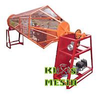 mesin pengolahan sabut kelapa, mesin pengurai sabut kelapa