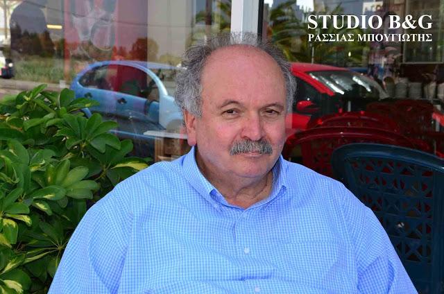 Ο Δημήτρης Καμιζής ανακάλεσε τη μήνυση κατά της Περιφέρειας για τα απορρίμματα στην Ερμιονίδα