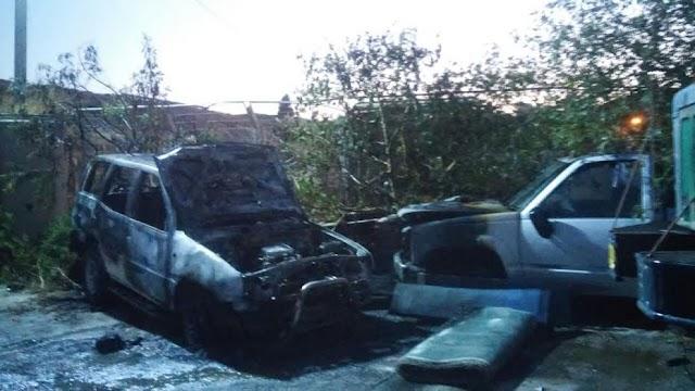 Três jovens judeus suspeitos de atearem fogo em carro árabe em resposta ao ataque terrorista de Tel-Aviv são presos