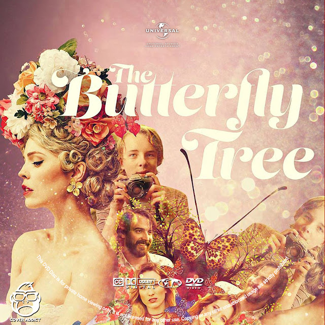 The Butterfly Tree DVD Label