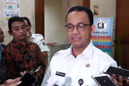 Satgas Riau Tolak Bantuan DKI, Anies: Kami Bersyukur Kalau Api Selesai