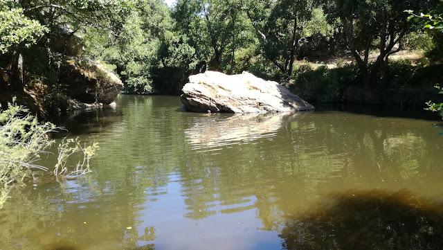 água do Pego das Pias