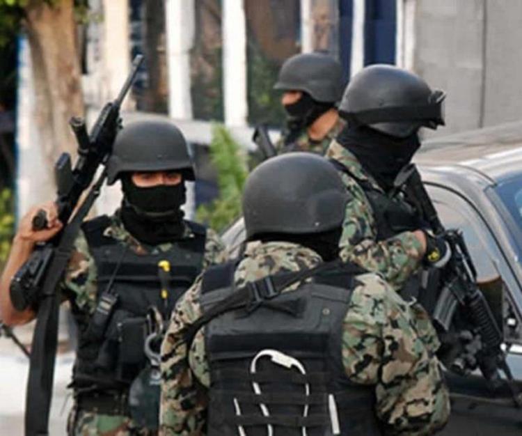 Vídeo: Enfrentamiento entre militares y sicarios deja 2 abatidos en Reynosa