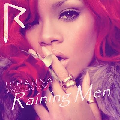 Just Cd Cover Rihanna Feat Nicki Minaj Raining Men Mbm