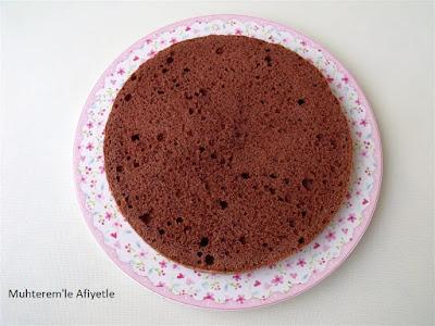 hazır pasta tabanlı pasta tarifi