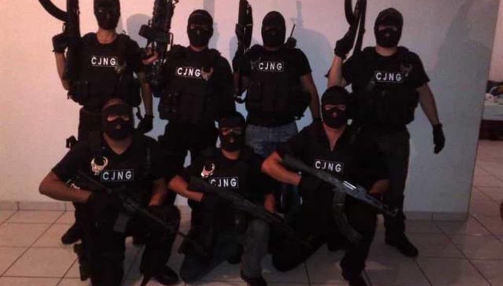 La Ciudad de México está casi en poder del CJNG, ya está rodeada por la gente de Jalisco