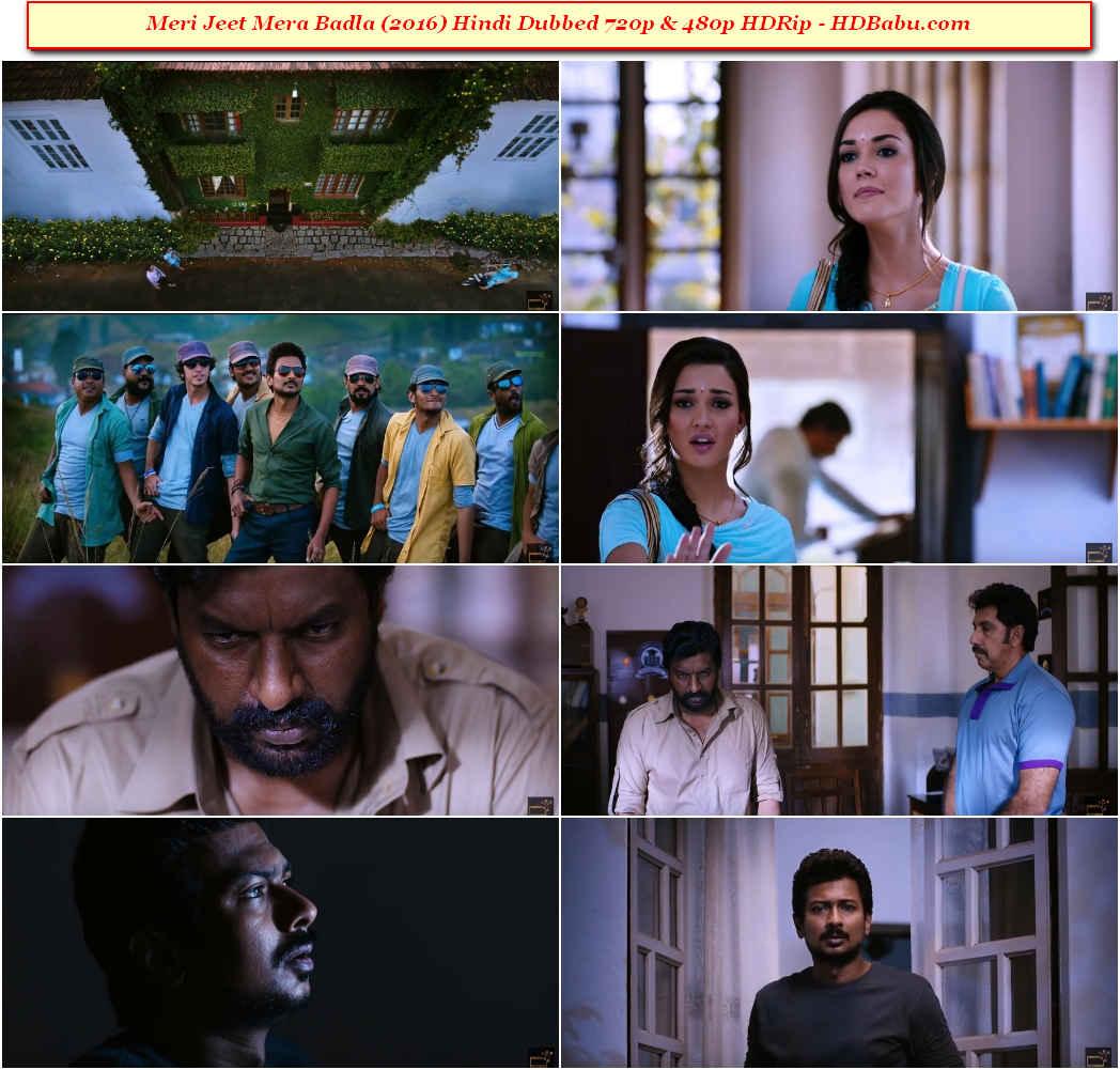Meri Jeet Mera Badla Hindi Dubbed Full Movie Download