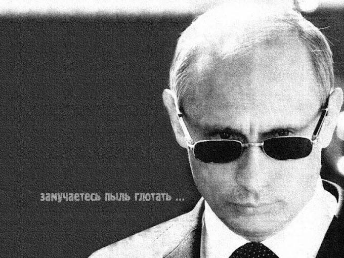 «Замучаетесь пыль глотать»: а ведь Путин предупреждал