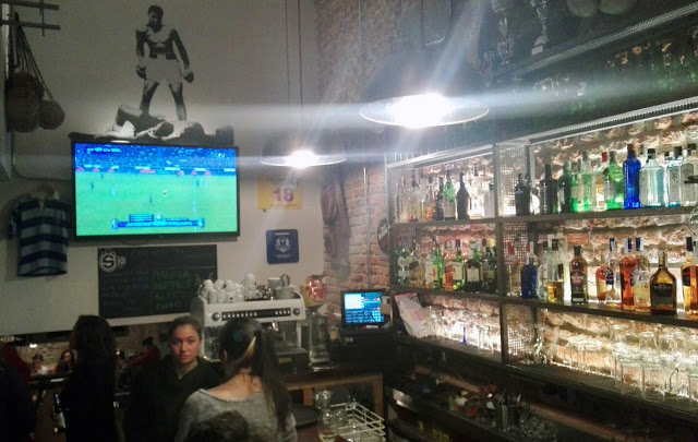 Barra, Bar S10 Tusolovive Madrid