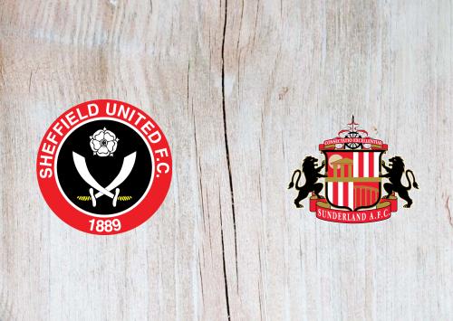 Sheffield United vs Sunderland -Highlights 25 September 2019