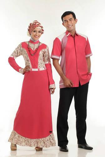 Model Baju Batik Couple Untuk Pasangan Muda Yang Modis Dan Teranyar