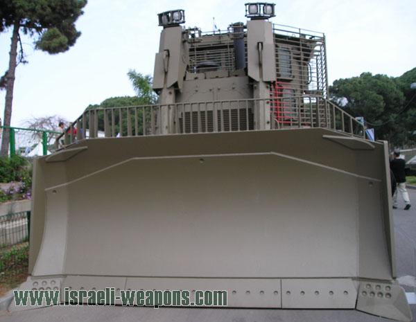 IDF D9 bulldozer