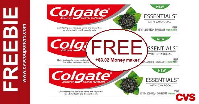 HUGE CVS Colgate Essentials Money Maker Deal - 5/5-5/11