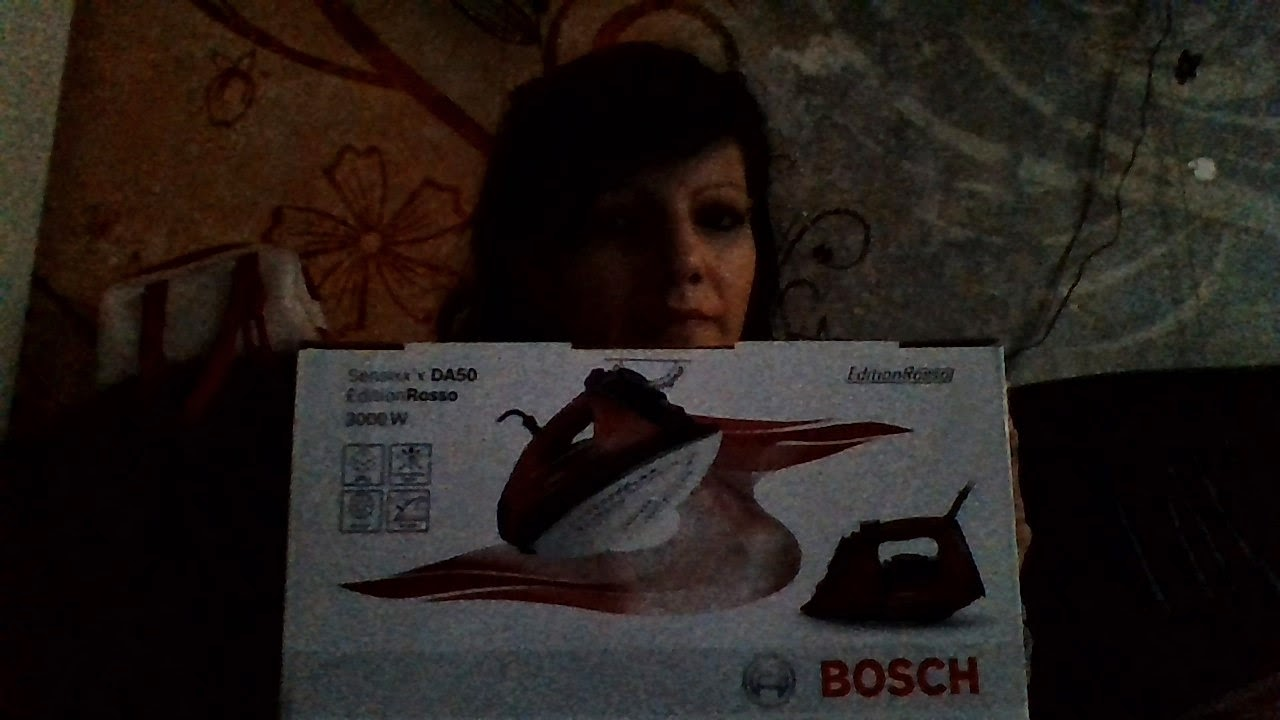 Bosch Bügeleisen