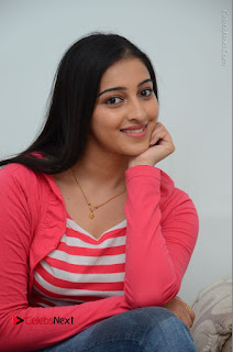 Telugu Actress Mouryani Latest Pos in Blue Denim Jeans  0186.JPG