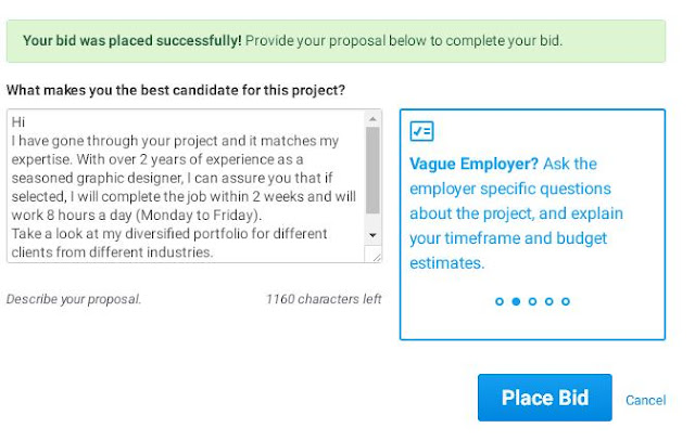 describe your proposal