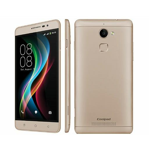 Coolpad Shine, Smartphone Octa Core Stylish Dipermanis Fingerprint