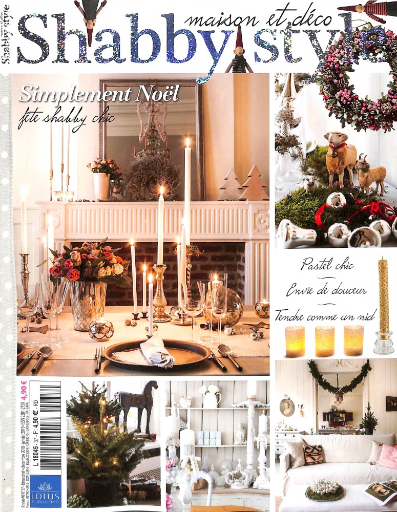 shabby style dicembre 2018