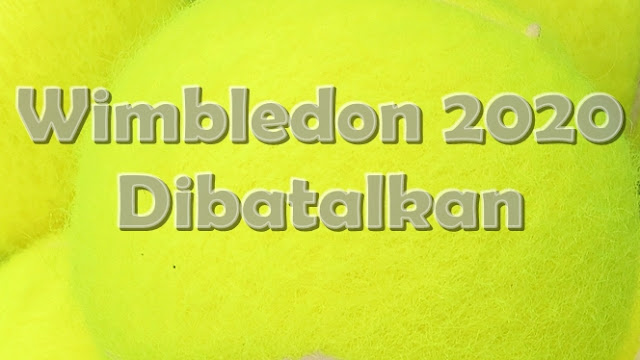 Wimbledon 2020 Dibatalkan, Bagaimana Nasib Turnamen Grand Slam Lainnya?