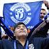 Diego Maradona dejó Bielorrusia para dirigir en el ascenso de México