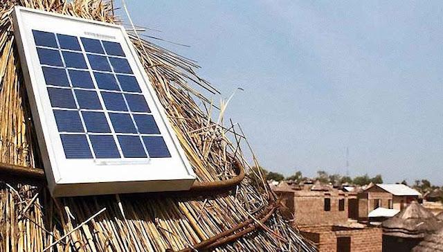 Os países pobres precisam de energia abundante e estável para sair da pobreza, e não de quebra-galhos