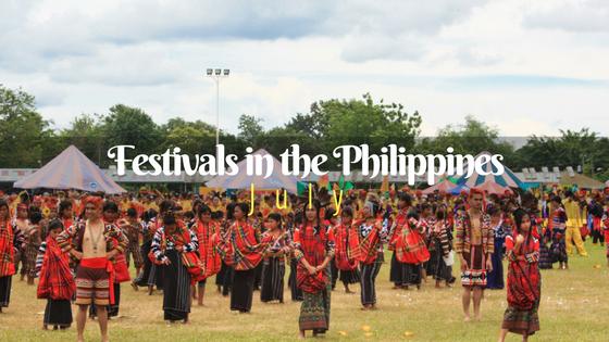 List of Philippine Festivals in July - Escape Manila