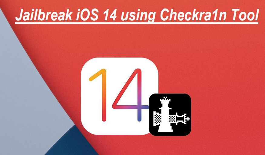 Jailbreak iOS 14.4.2 using Checkra1n