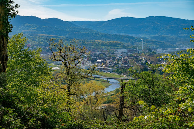 Premiumwanderweg Murgleiter | Etappe 1 von Gaggenau nach Gernsbach | Wandern nördlicher Schwarzwald 06