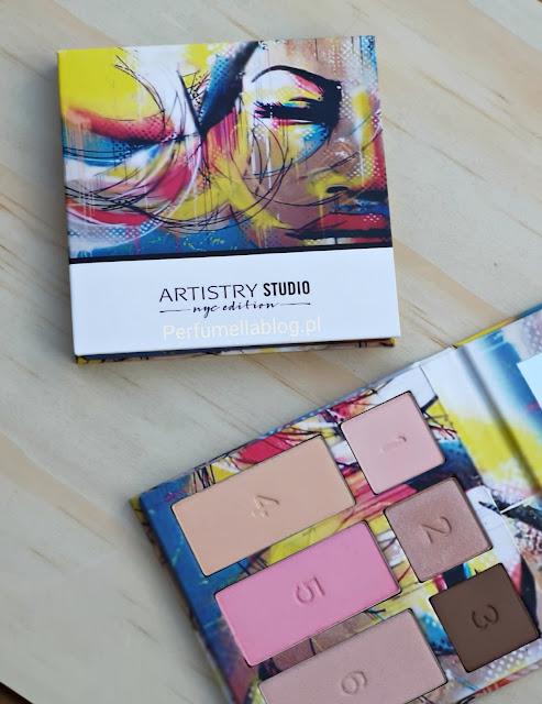kosmetyki artistry opinie