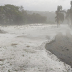 FOTOS: Chuva de granizo atinge comunidade do interior de ouro