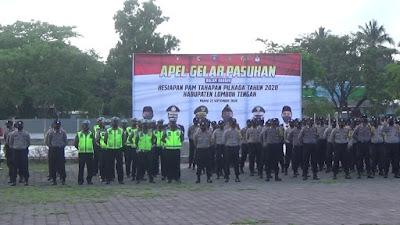 TNI-POLRI Dorong Personil Netral Dalam Pilkada