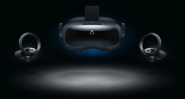 Vive Focus 3: HTC's virtual reality headset will be available soon