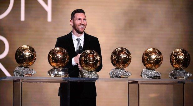 Nel 2020 il Pallone d'oro non verrà assegnato