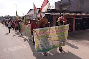 """Demi Memperjuangkan Hak""""Petani Jalan Kaki Untuk Mencari Keadilan Ke Istana Negara"""""""