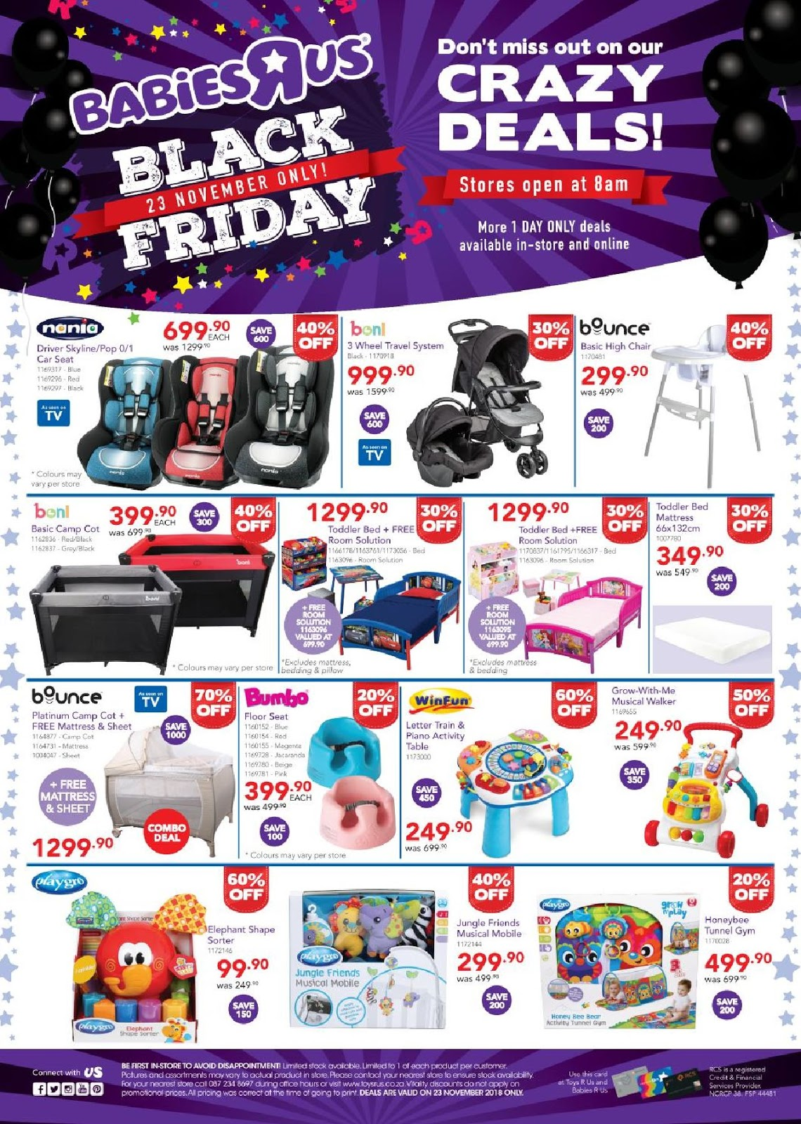 Babies R Us Black Friday Deals & Special Sale 2019 # ...