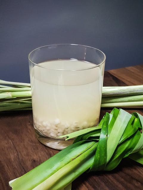 Recipe: Lemongrass Barley
