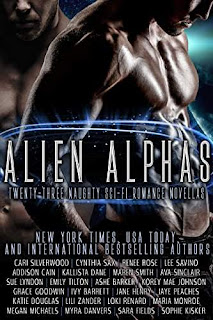 Alien Alphas: Twenty-Three Naughty Sci-Fi Romance Novellas by Collected Authors