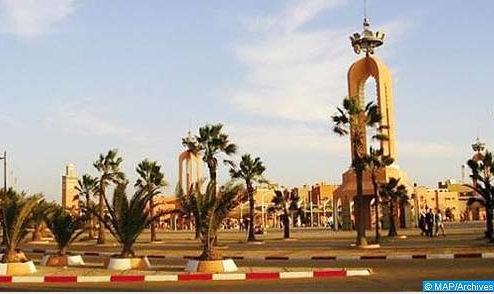 القنصلية الأردنية العامة في العيون: انتصار لقضية المغرب العادلة (بوابة إماراتية)