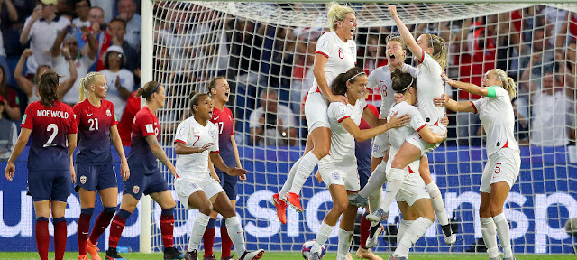 FIFA WWC: England book semi-finals ticket, send Norway home