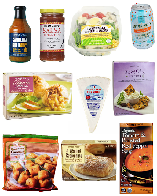 Top 10 Favorite Trader Joe's Products