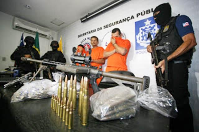 Oeste: Polícia da Bahia desarticula maior quadrilha de assalto a banco
