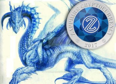 Zapphirecoin akhirnya jadi naga