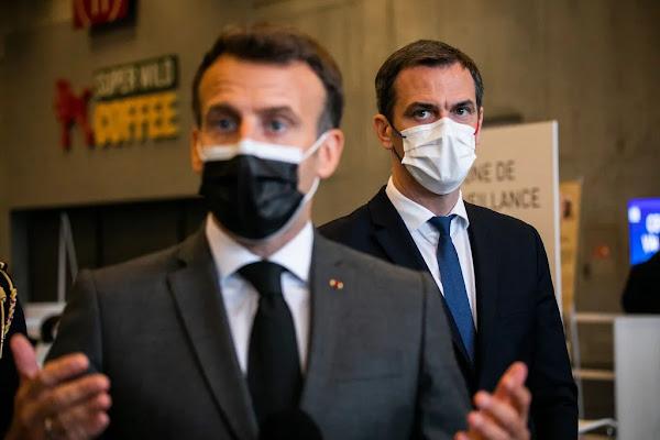 Quiproquo ou précipitation ? Olivier Véran tempère les ardeurs d'Emmanuel Macron sur la levée des mesures sanitaires