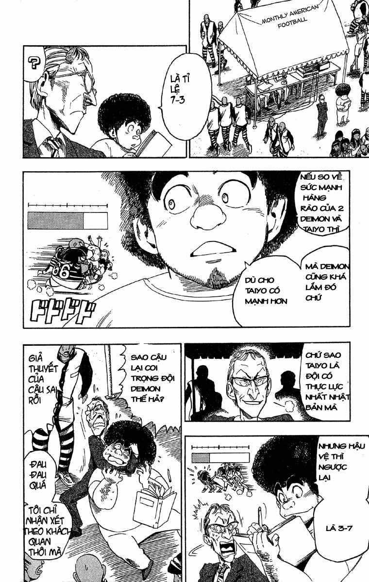 Eyeshield 21 chapter 46 trang 7
