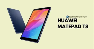 Huawei Matepad T8 Launched With 5100mAh Battery, MediaTek Octa-Core SoC In India: Check Price, Specifications Here