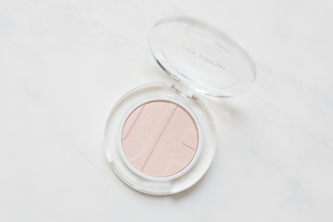 joe fresh highlighting powder in champagne review