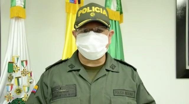 https://www.notasrosas.com/Policía Cesar se pronuncia sobre asesinato de Intendente de la institución, en la vía La Mata - San Roque