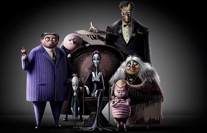 Estrenos de cine Noviembre: La familia Addams